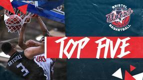 Top 5 Plays of the Month - April 2021