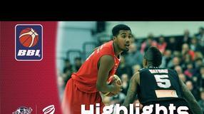 HIGHLIGHTS: Bristol Flyers 59-82 Leicester Riders