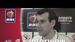 INTERVIEW: Andreas Kapoulas on loss to Cheshire Phoenix