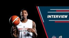 Fred Thomas' First Interview With Bristol Flyers