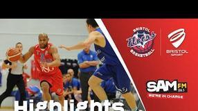 HIGHLIGHTS: Bristol Flyers 82-90 Cheshire Phoenix