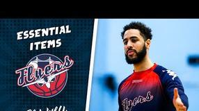 Essential Items - Chris Taylor