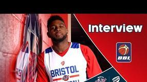 Leslee Smith's First Bristol Flyers Interview