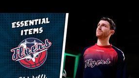 Essential Items - Josh Rogers