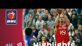 HIGHLIGHTS: Bristol Flyers 61-72 Durham Wildcats