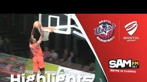 HIGHLIGHTS: Plymouth Raiders 77-88 Bristol Flyers   BBL Cup