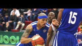 Bristol Academy Flyers Vs Leicester Warriors Highlights (EBL Division 1) 22/03/14