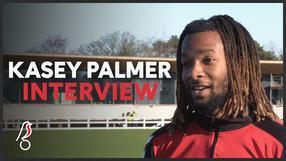 Palmer enjoying being back in BS3