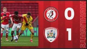 Bristol City 0-1 Barnsley