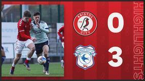 Bristol City U23s 0-3 Cardiff City U23s