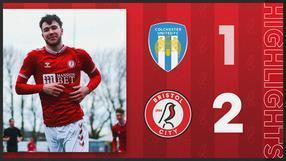 Colchester United U23s 1-2 Bristol City U23s