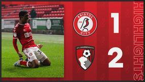Bristol City 1-2 AFC Bournemouth
