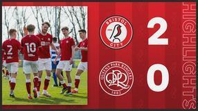 Bristol City Under-23s 2-0 QPR Under-23s