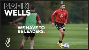 Nahki Wells previews Forest test