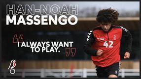 Han-Noah Massengo feels consistency flowing