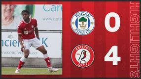 Wigan Athletic U23s 0-4 Bristol City U23s