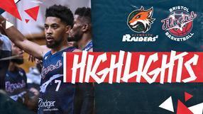 Highlights: Plymouth Raiders 65-78 Bristol Flyers