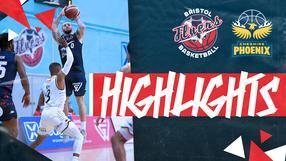 Highlights: Bristol Flyers 69-71 Cheshire Phoenix