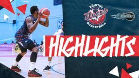 Highlights: Bristol Flyers 89-67 Surrey Scorchers