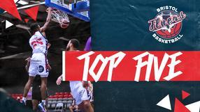 Top 5 Plays of the Month - February 2021