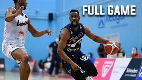 Bristol Flyers 62-76 Leicester Riders