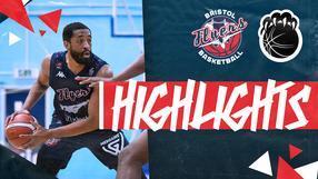 Highlights: Bristol Flyers 73-84 London Lions