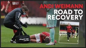 Andi Weimann's Road to Recovery