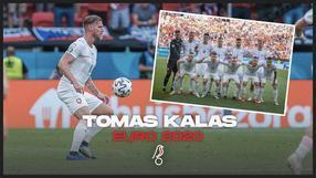 Tomas Kalas Euro 2020 catch-up