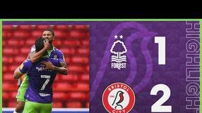 Four wins in a row for the Robins! 💜 Highlights | Nottingham Forest 1-2 Bristol City