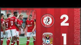 LATE KALAS HEADER GIVES CITY THE WIN!   Bristol City 2-1 Coventry City   EXTENDED HIGHLIGHTS