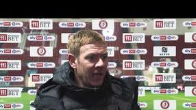 REACTION | Holden on frustrating defeat | Bristol City 0-1 Birmingham City