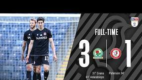 📺 Highlights: Blackburn Rovers 3-1 Bristol City