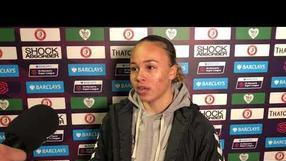 CITY WOMEN   Salmon reflects on late equaliser against Spurs