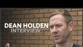 INTERVIEW | Dean Holden ready to bounce back