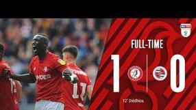 Highlights: 📺 Bristol City 1-0 Reading