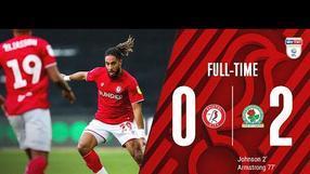 Highlights: 📺 Bristol City 0-2 Blackburn Rovers
