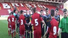 Under-15s: City 3-1 Liverpool