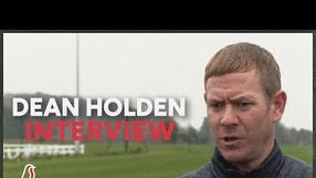 INTERVIEW | Holden relishing Blues test