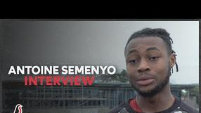 INTERVIEW | 'The coaches have given me confidence' - Semenyo