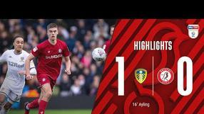 Robins suffer Elland Road defeat 📺 Highlights: Leeds United 1-0 Bristol City