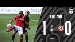 Highlights: Nottingham Forest 1-0 Bristol City