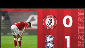 HIGHLIGHTS | Bristol City 0-1 Birmingham City