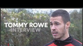 INTERVIEW | Tommy Rowe ready for busy schedule!