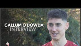 INTERVIEW | Callum O'Dowda looking forward to derby day.
