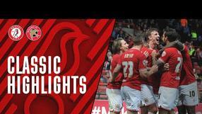 Classic Highlights: Bristol City 8-2 Walsall