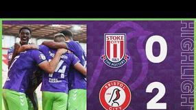 WELLS & WEIMANN GIVE CITY THE WIN! | Stoke City 0-2 Bristol City | Extended Highlights