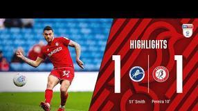 Pereira rocket gives the Robins a point! 🚀 Highlights: Millwall 1-1 Bristol City