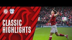 Classic Highlights: Bristol City 2-1 Cardiff (4.11.17)