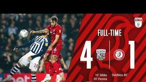 HIGHLIGHTS: 📺 West Brom 4-1 Bristol City