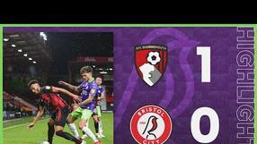 HIGHLIGHTS | Late goal denies Robins a point | AFC Bournemouth 1-0 Bristol City